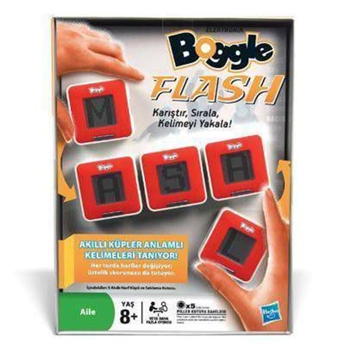 MB Boggle Flash 25633