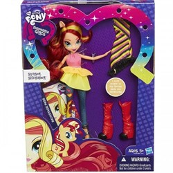 My Little Pony Equestria Girls Alışverişte Sunset Shimmer A8841