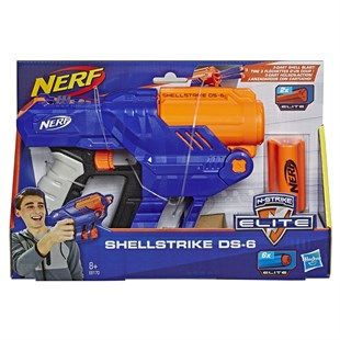 Nerf Elite Shellstrike DS-6 E6170
